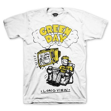 Green Day Longview T-Shirt