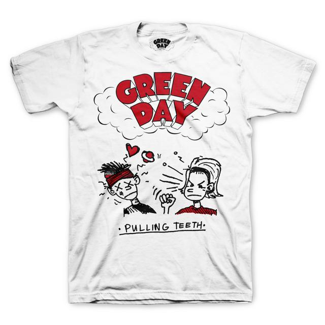 Green Day Pulling Teeth T-Shirt