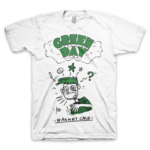 Green Day Basket Case T-Shirt