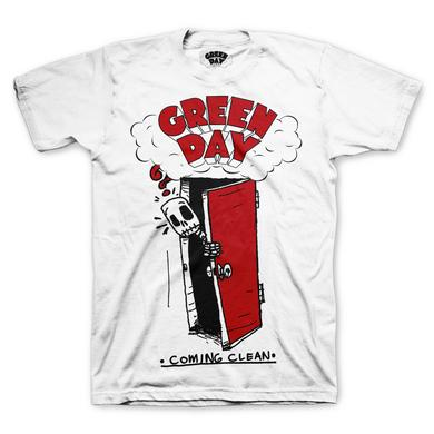 Green Day Coming Clean T-Shirt