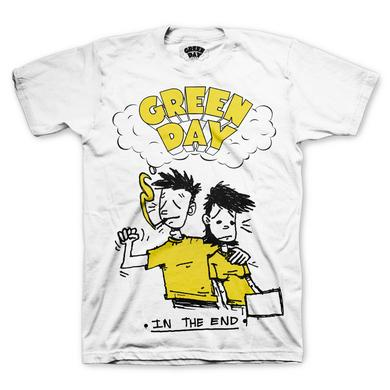 Green Day In The End T-Shirt
