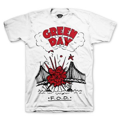 Green Day F.O.D. T-Shirt