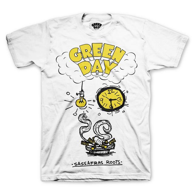 Green Day Sassafras Roots T-Shirt