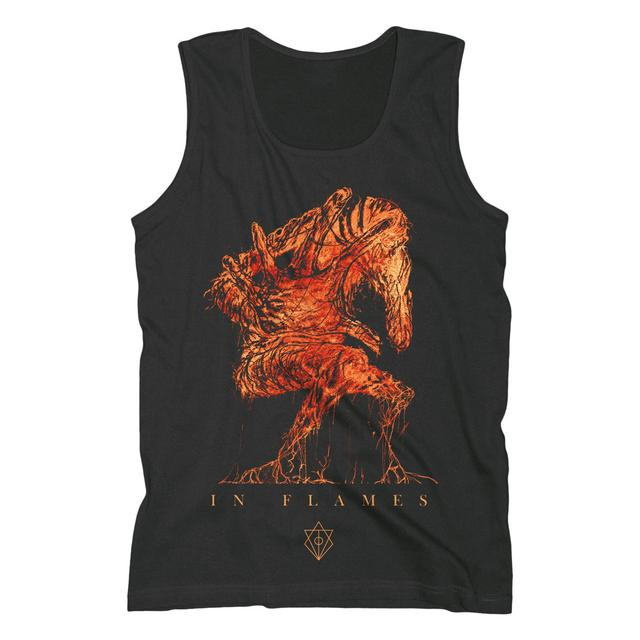 In Flames Creature Tank