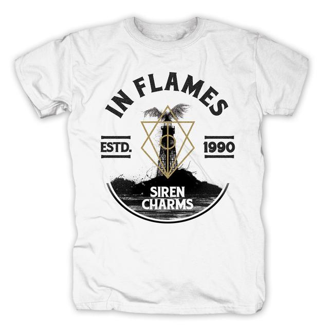 In Flames Lighthouse T-Shirt