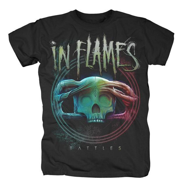 In Flames Battles Album T-Shirt
