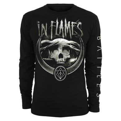 In Flames Battles Badge Longsleeve Shirt