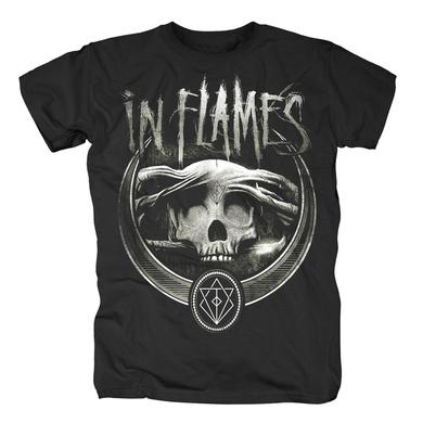 In Flames Battles Badge T-Shirt