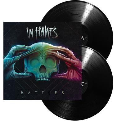 In Flames Battles Vinyl 2LP