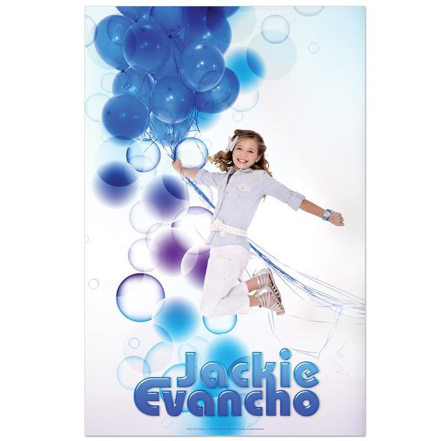 Jackie Evancho Fly Away With Me Poster