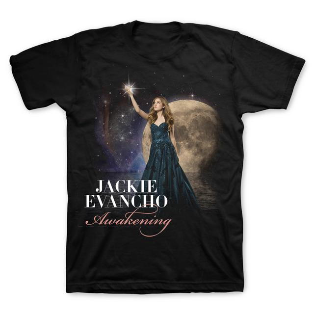 Jackie Evancho Galaxy Photo Tee