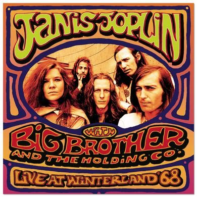 Janis Joplin Live at Winterland '68 LP