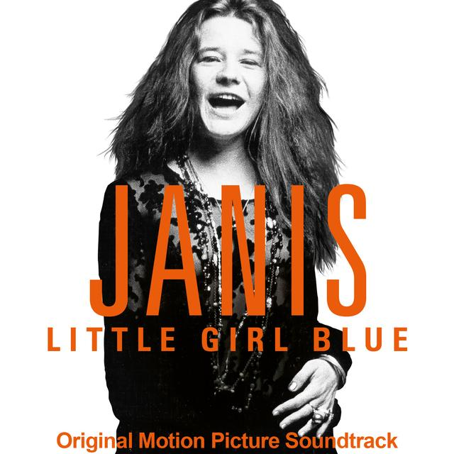 Janis Joplin Little Girl Blue Soundtrack CD