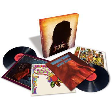 Janis Joplin The Classic LP Collection Box Set