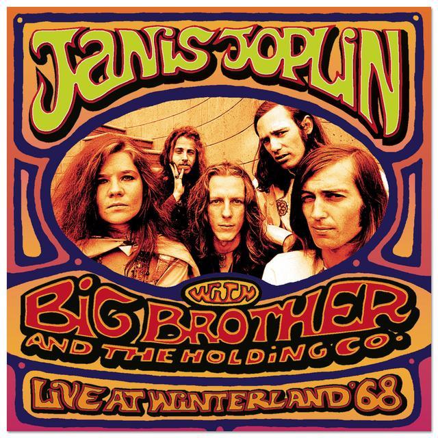 Janis Joplin Live at Winterland '68 CD