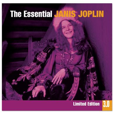 The Essential Janis Joplin 3.0 CD