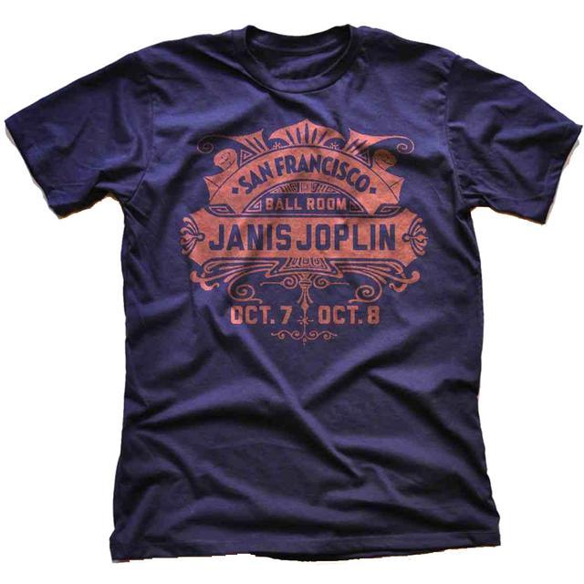 Janis Joplin October T-Shirt