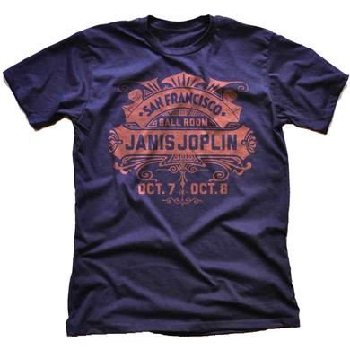 Janis Joplin October T-Shirt