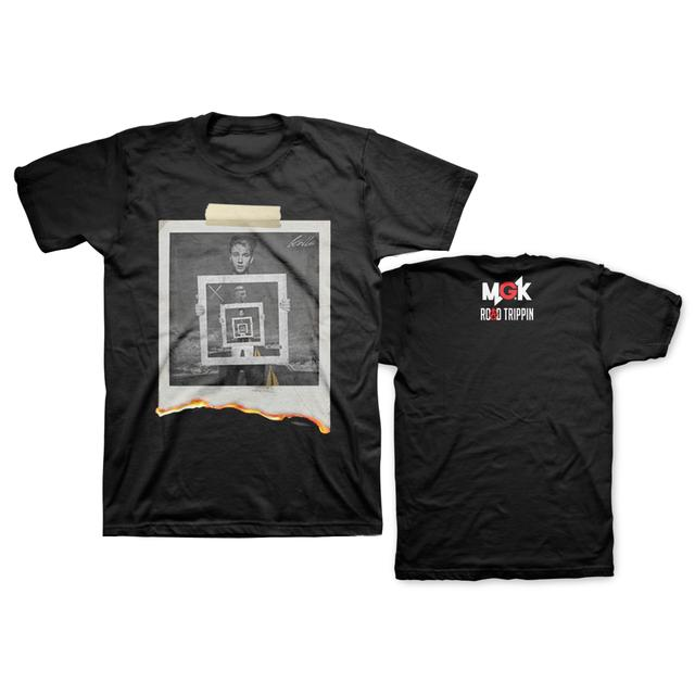Machine Gun Kelly Road Trippin Polaroid T-Shirt