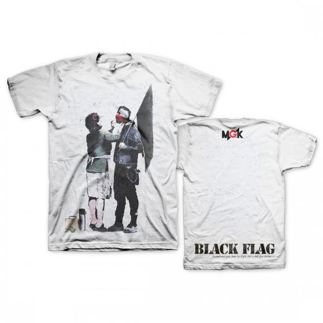 Machine Gun Kelly Black Flag T-Shirt