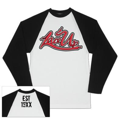 Machine Gun Kelly Lace Up Baseball Raglan