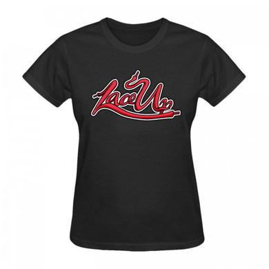 Machine Gun Kelly Lace Up Women's T-Shirt
