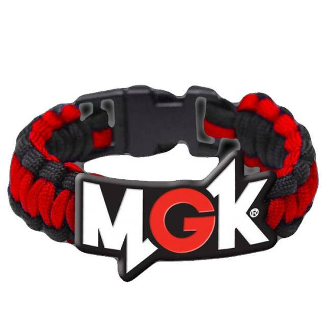 Machine Gun Kelly MGK Paracord Bracelet