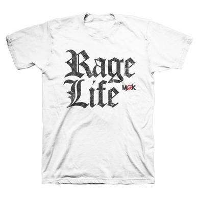 Machine Gun Kelly Rage Life T-Shirt