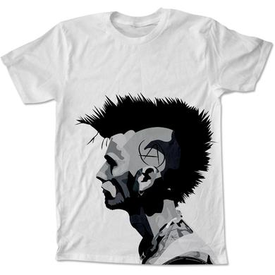 Machine Gun Kelly Profile Anarchy T-Shirt