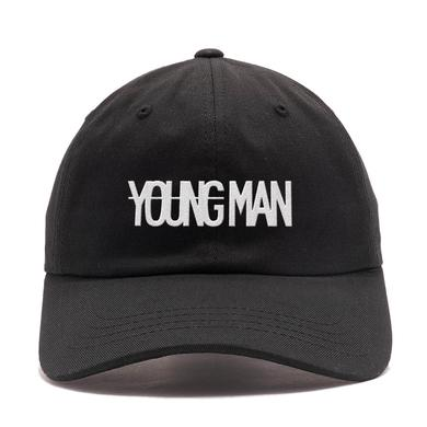 Machine Gun Kelly YOUNGMAN Black Dad Hat