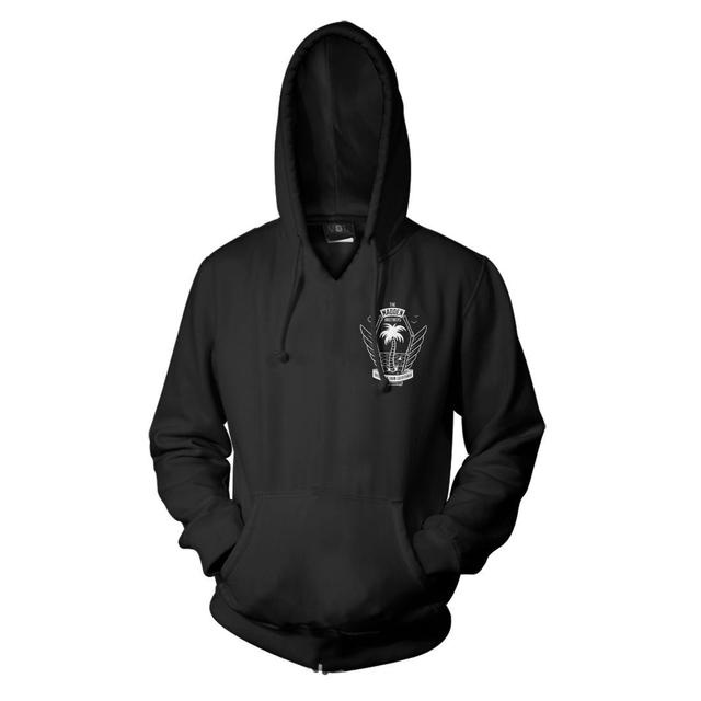 MADDEN BROTHERS Coffin Pullover Hoodie