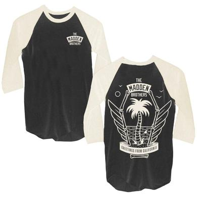 MADDEN BROTHERS Coffin Raglan