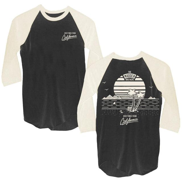 MADDEN BROTHERS Sunset Raglan