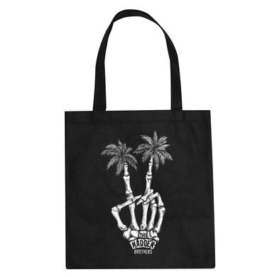 MADDEN BROTHERS Peace Sign Tote Bag