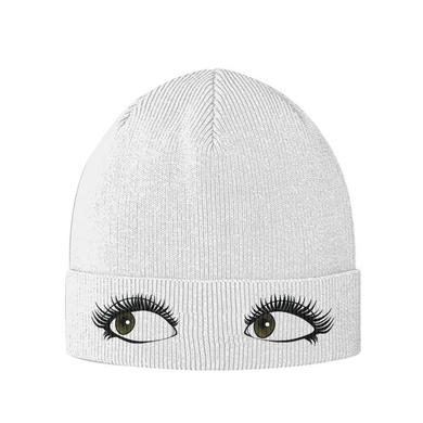 Madison Beer Eyes Beanie