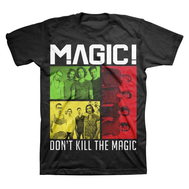 Magic! Rasta Group T-Shirt