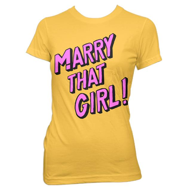 Magic! Marry That Girl Women's Tee