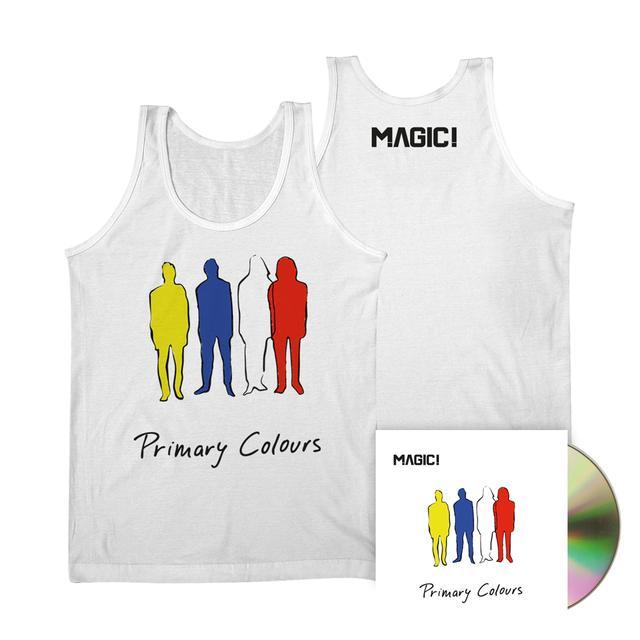 Magic! Primary Colours Tank Top Bundle