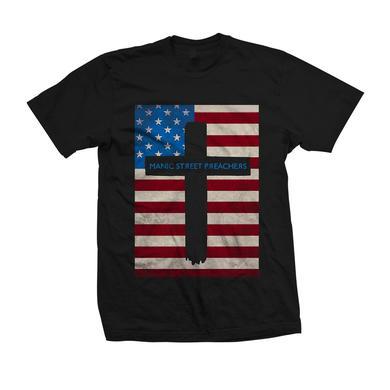 Manic Street Preachers American Box T-Shirt