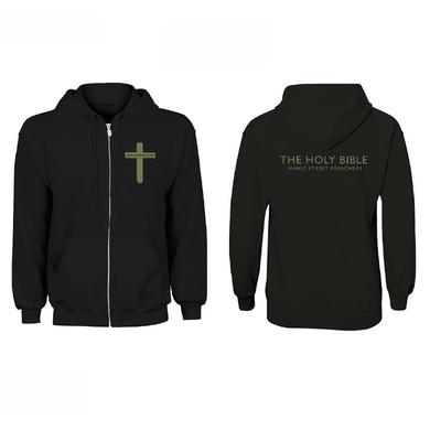 Manic Street Preachers The Holy Bible Zip Up Hoodie