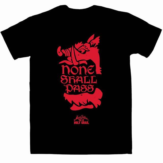 Monty Python None Shall Pass T-Shirt