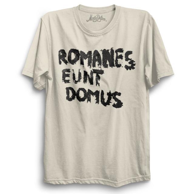 Monty Python Romanes Eunt Domus T-Shirt