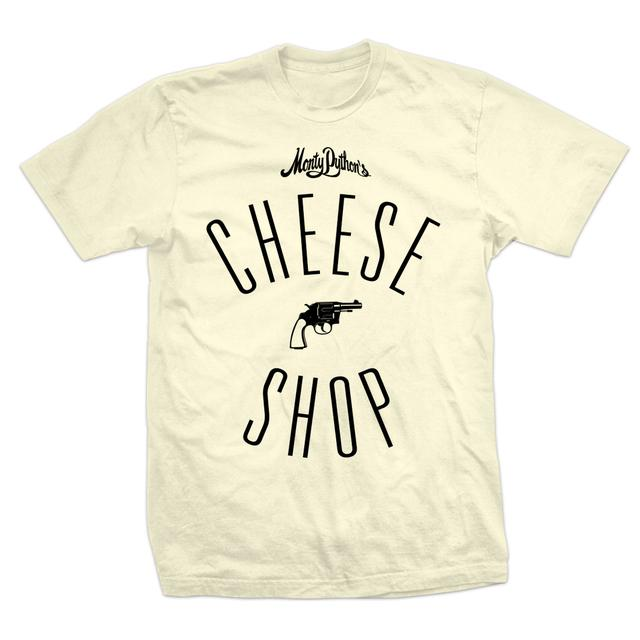 Monty Python Cheese Shop T-Shirt