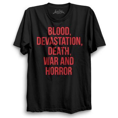Monty Python War & Horror T-Shirt