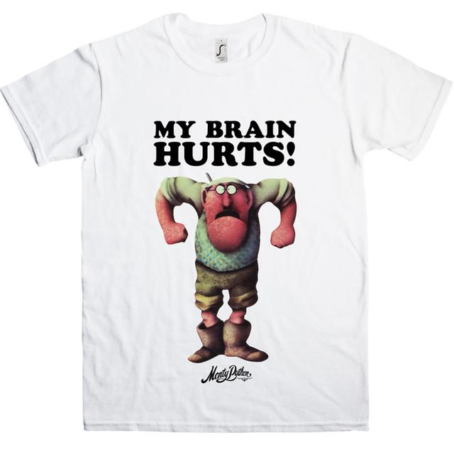 Monty Python My Brain Hurts T-Shirt