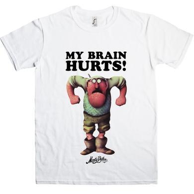 Monty Python My Brain Hurts T-Shirt