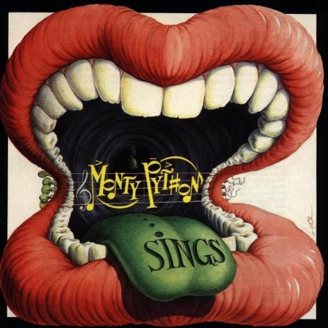 Monty Python Sings CD
