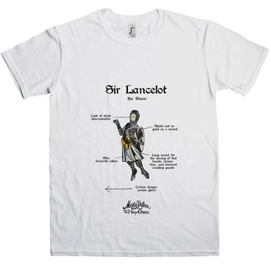 Monty Python Holy Grail Sir Lancelot T-Shirt