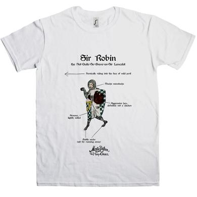 Monty Python Holy Grail Sir Robin T-Shirt