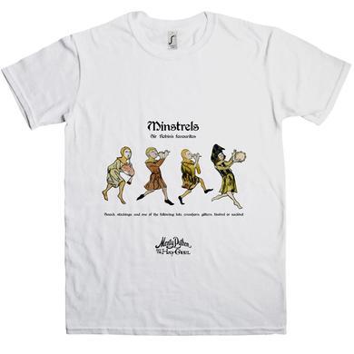 Monty Python Holy Grail Minstrels T-Shirt